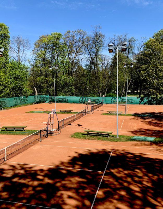 Rahvaaia Tenniseväljakud 3
