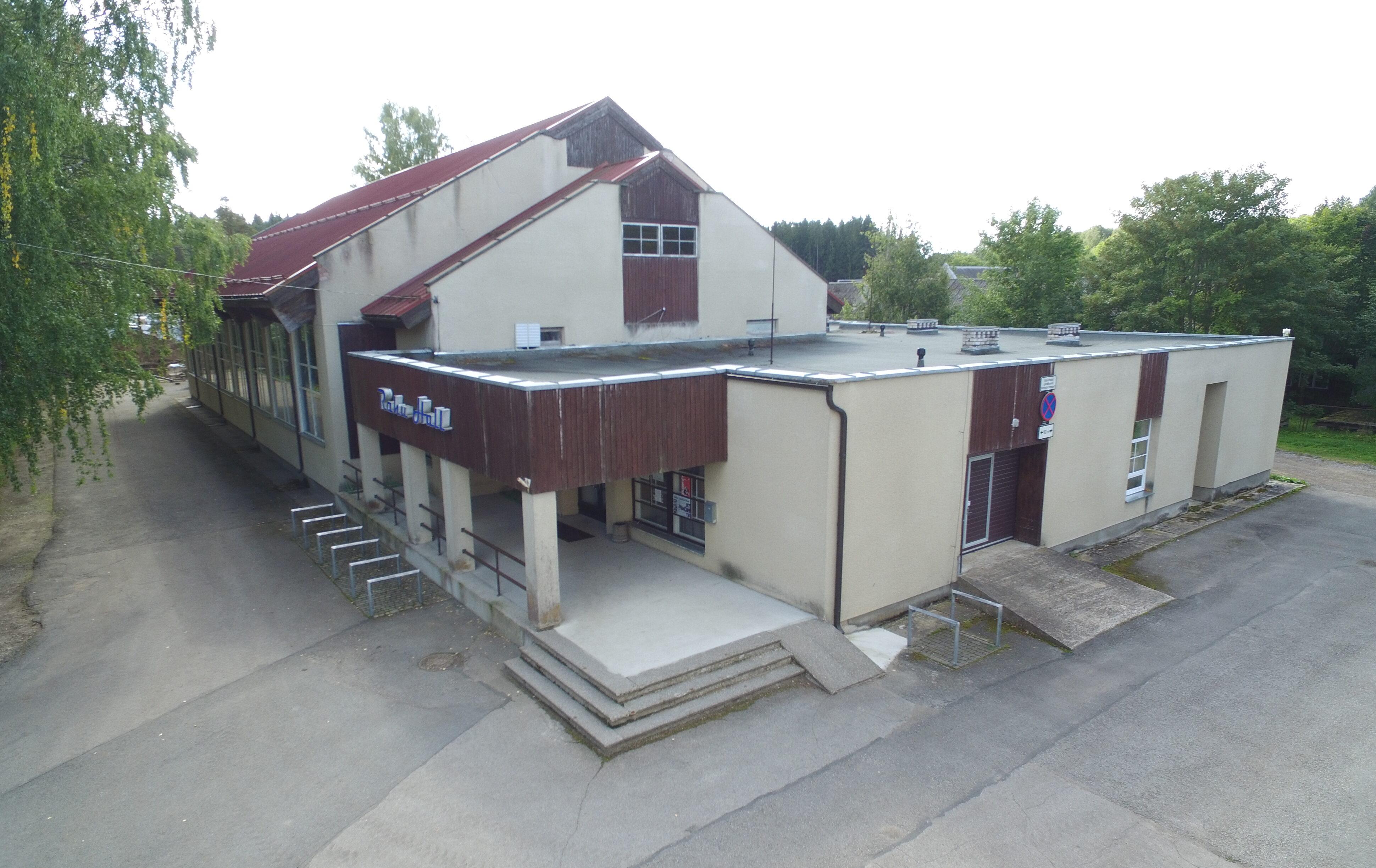 Rahu Hall